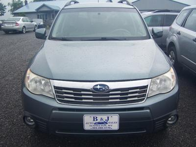 used 2010 Subaru Forester car, priced at $7,000