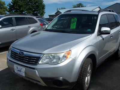 used 2010 Subaru Forester car, priced at $8,250