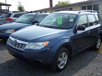 used 2012 Subaru Forester car, priced at $9,500