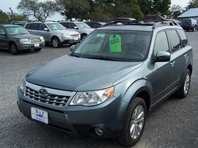 used 2012 Subaru Forester car, priced at $11,000