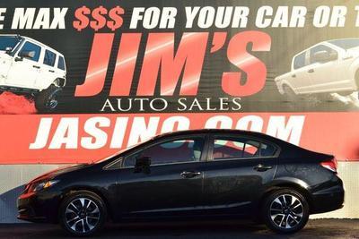 used 2014 Honda Civic car, priced at $12,995