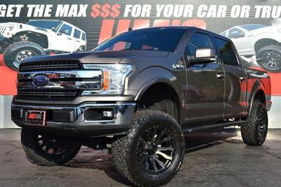 used 2019 Ford F-150 car, priced at $48,995