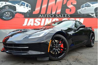 used 2016 Chevrolet Corvette car, priced at $49,995