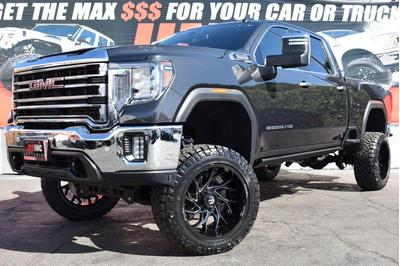 used 2020 GMC Sierra 2500 car, priced at $79,995