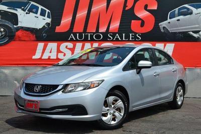 used 2015 Honda Civic car, priced at $13,995