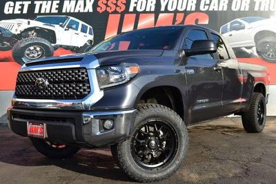 used 2018 Toyota Tundra car, priced at $39,995