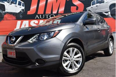 used 2017 Nissan Rogue Sport car, priced at $15,995