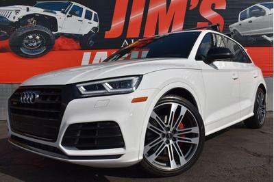 used 2019 Audi SQ5 car, priced at $47,995