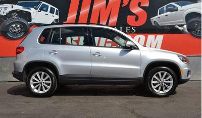 used 2018 Volkswagen Tiguan Limited car, priced at $12,995