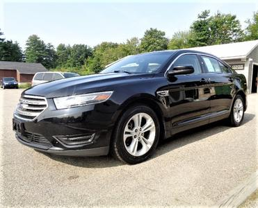 used 2016 Ford Taurus car, priced at $15,995