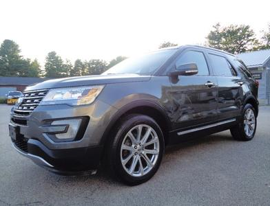 used 2017 Ford Explorer car, priced at $21,995