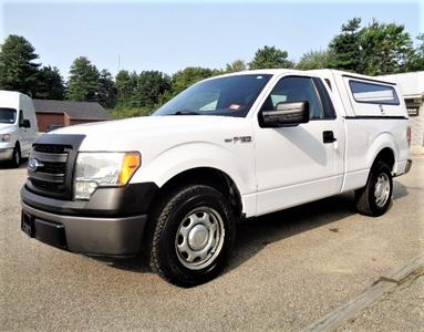 used 2014 Ford F-150 car, priced at $13,995