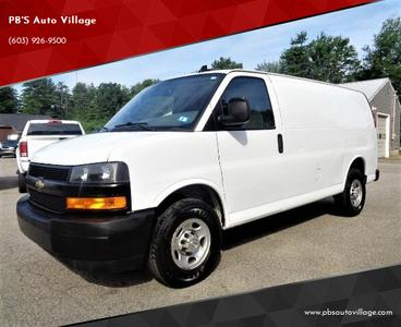 used 2018 Chevrolet Express 2500 car, priced at $22,995
