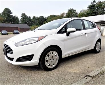 used 2016 Ford Fiesta car, priced at $9,995