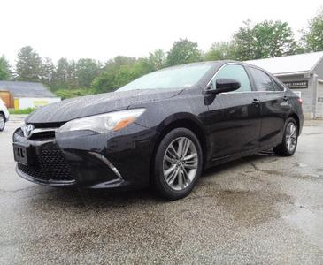 used 2016 Toyota Camry car, priced at $13,995