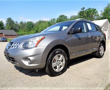 used 2014 Nissan Rogue Select car, priced at $11,995