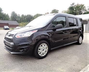 used 2017 Ford Transit Connect car, priced at $18,995
