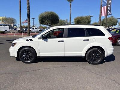new 2020 Dodge Journey car, priced at $20,888