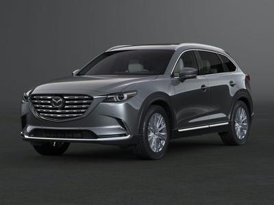 new 2021 Mazda CX-9 car, priced at $45,500