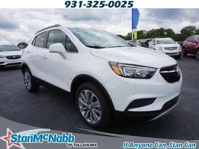 new 2020 Buick Encore car, priced at $18,929