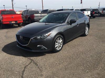 used 2015 Mazda Mazda3 car, priced at $13,888