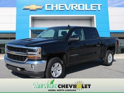 used 2017 Chevrolet Silverado 1500 car, priced at $32,842