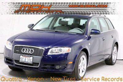 used 2006 Audi A4 car, priced at $8,990