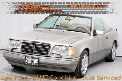 used 1995 Mercedes-Benz E-Class car, priced at $13,990