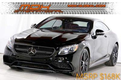 used 2015 Mercedes-Benz S-Class car, priced at $71,990