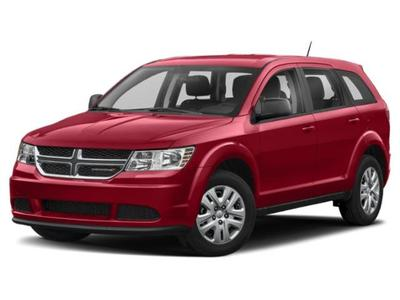 new 2020 Dodge Journey car, priced at $22,213
