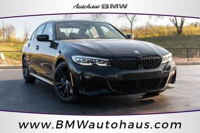 used 2021 BMW M340 car, priced at $59,689