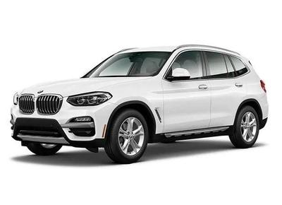 used 2021 BMW X3 car, priced at $52,133
