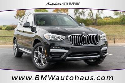 used 2021 BMW X3 car, priced at $54,295