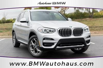 used 2021 BMW X3 car, priced at $52,861