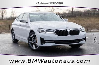 used 2021 BMW 530 car, priced at $58,574