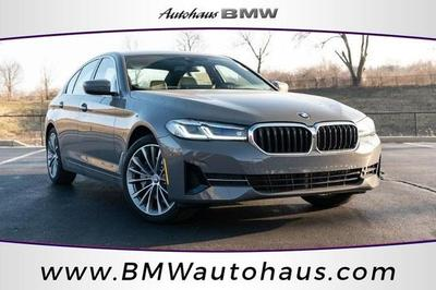 used 2021 BMW 530 car, priced at $60,659