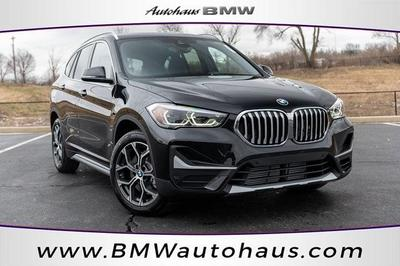used 2021 BMW X1 car, priced at $43,015