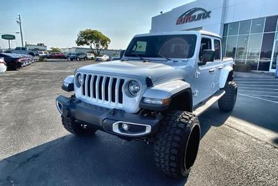 used 2020 Jeep Gladiator car, priced at $53,800