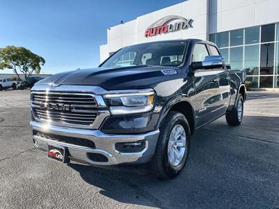 used 2019 Ram 1500 car, priced at $35,800