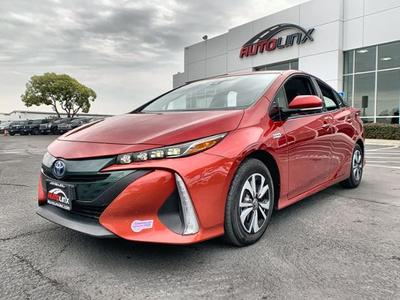 used 2018 Toyota Prius Prime car, priced at $20,800