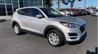 used 2019 Hyundai Tucson car, priced at $18,800