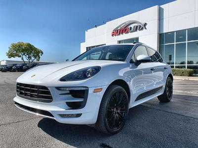 used 2018 Porsche Macan car, priced at $72,800