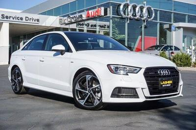 new 2020 Audi A3 car, priced at $39,850