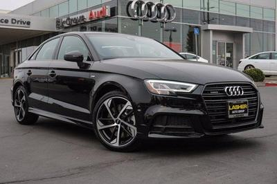 new 2020 Audi A3 car, priced at $43,340