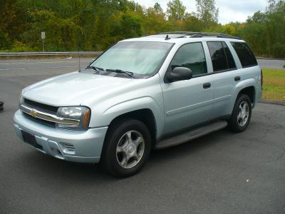 used 2007 Chevrolet TrailBlazer car, priced at $5,950