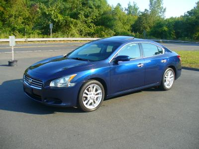 used 2009 Nissan Maxima car, priced at $8,950