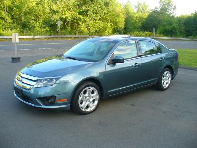 used 2011 Ford Fusion car, priced at $6,950