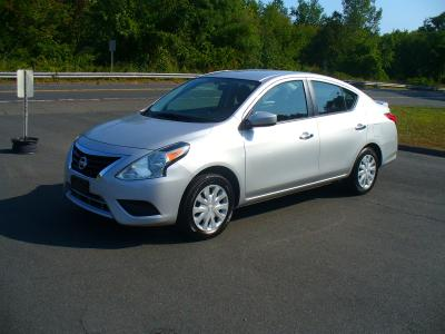 used 2017 Nissan Versa car, priced at $9,950