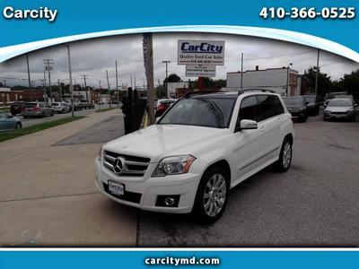 used 2011 Mercedes-Benz GLK-Class car, priced at $11,995