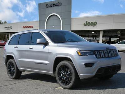 new 2021 Jeep Grand Cherokee car, priced at $45,950
